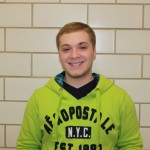 Senior of the Month, James DeMatteo