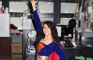 Senior of the Month- Kaylah Sanchez