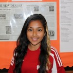 Female Athlete of the Month – Viviana Gonzalez