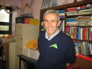 Mr. Pereira- Staffer of the Month