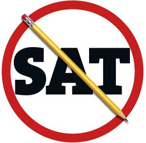 How did the SAT become a part of every high school student's career?