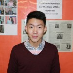 Male Athlete of the Month – Jerry Huang