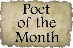 Poet of the Month- Isiah Jackson