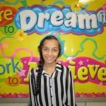 Freshman of the Month – Henessy Pineda