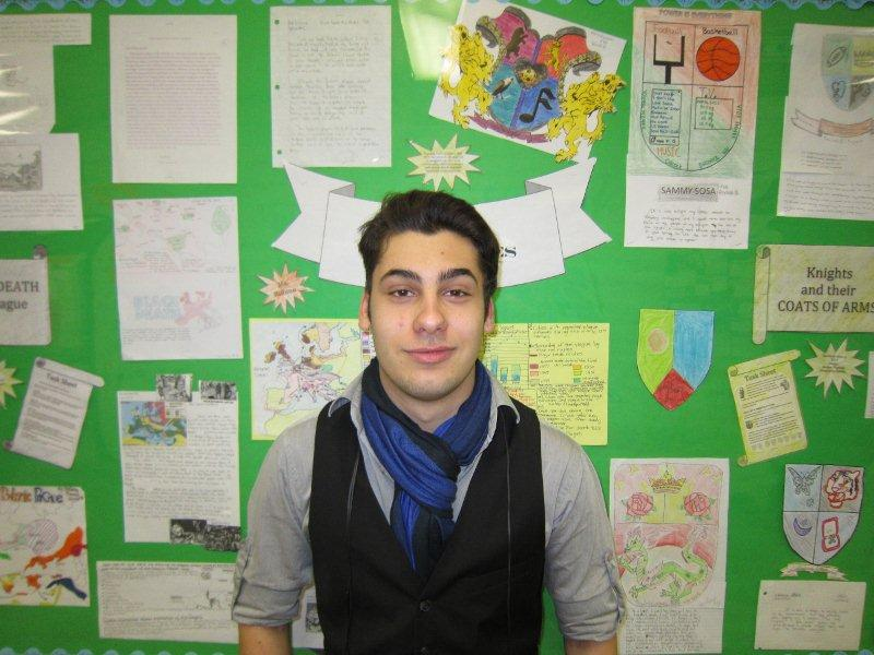 Junior of the Month - Maxim Ibadov