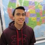 Junior of the Month -Miguel Hernandez