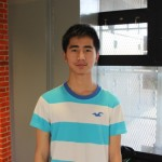 Freshman of the Month- Xin Hang Xie