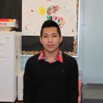 Junior of the Month – Johnny Zheng