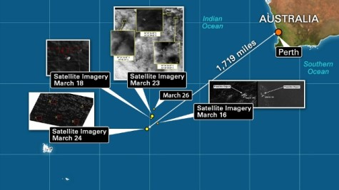 MH370: Lugubrious and unprecedented
