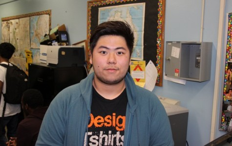 Sophomore of the Month – Kevin Yee Pong Lam