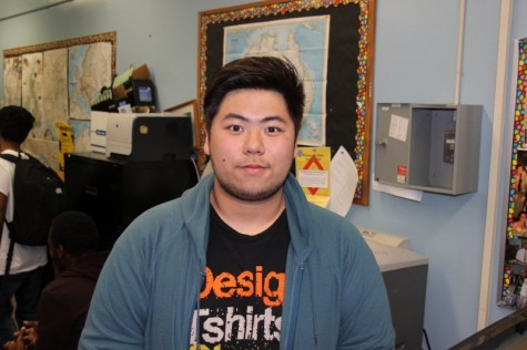 Sophomore of the Month - Kevin Yee Pong Lam