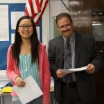 Ms. Gentile and Ms. DiMatteo Lead FDR's Anti-Bullying Contest