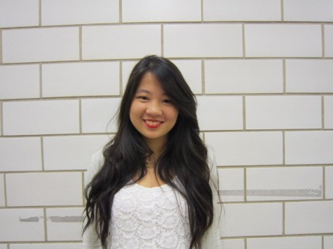 Senior of the Month- Mandy Ho