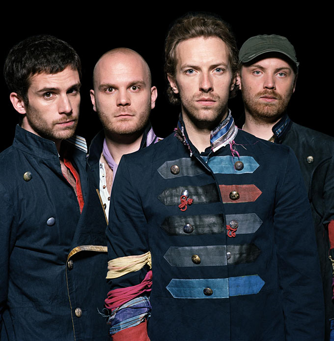 The Evolution of Coldplay