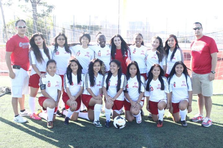Girls+Soccer+Is+Making+Strides