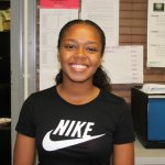 Sophomore of the Month- Robyn Antoine