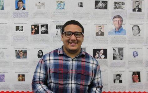 Junior of the Month- Jorge Posso