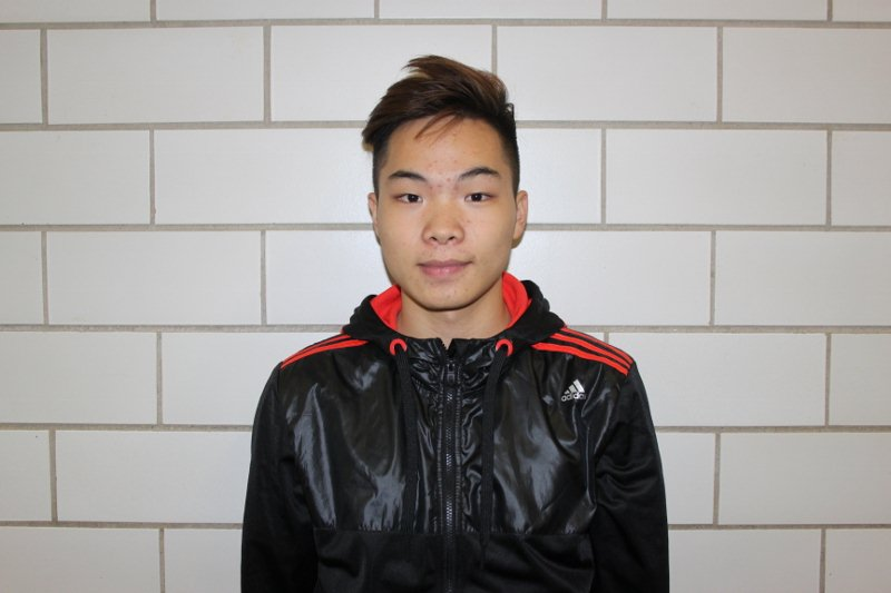 Male Athlete of the Month: Jungie (Dylan) Yang
