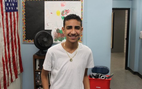 Junior of the Month – Kyrollos Zakhary