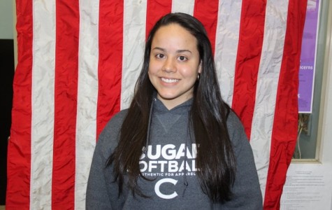 Female Athlete of the Month: Kiana Hernandez