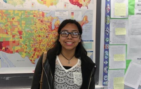 Junior of the Month-Graciela Castelan