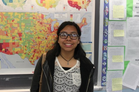Junior of the Month-Graciela Castelan