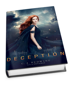 The Bookworm Corner... Deception