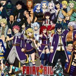 Anime- Fairy Tail