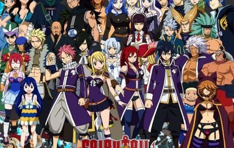 Anime- Fairy Tail