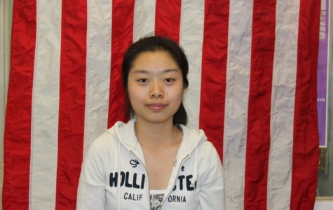 Female Scholar / Athlete of the Year: Yang Zhang