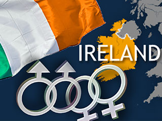 Ireland knows democracy, it also knows equality.