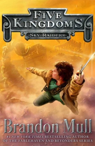 The Bookworm Corner. . . Sky Raiders