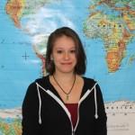 Sabrina Benbader- Junior of the Month