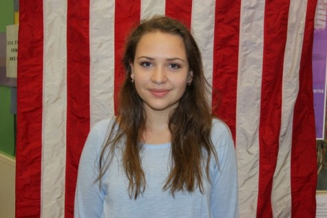 Ann Bukhgalter- Senior of the Month