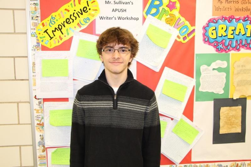 Boris Kaplan - Junior of the Month