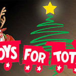 Toys for Tots & Can Food Drive