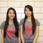 Jamie Zheng and Jiang Li – Female Athletes of the Month