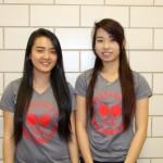 Jamie Zheng and Jiang Li – Female Athletes of the Month