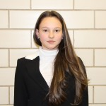 Elena Grubova- Freshman of the Month