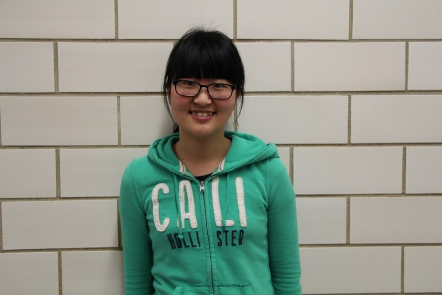 Amy Dong- Sophomore of the Month