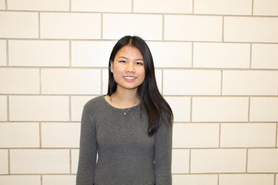 Miao Ying Mei - Senior of the Month
