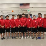 Boys Table Tennis Dominates Their Division