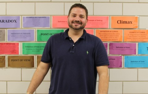 Mr. Meyers- Staffer of the Month