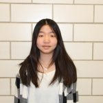 Judy Liang – Female Athlete of the Month