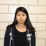Kelly Wu — Junior of the Month