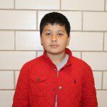 Lazizjon Negmatullaev- Freshman of the Month
