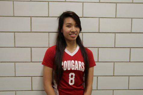Jamie Zheng- Female Athlete of the Year