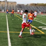 Boys Varsity Soccer Team- On the Hunt!