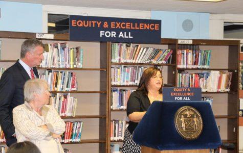 Principal Katz Talks School Goals and More