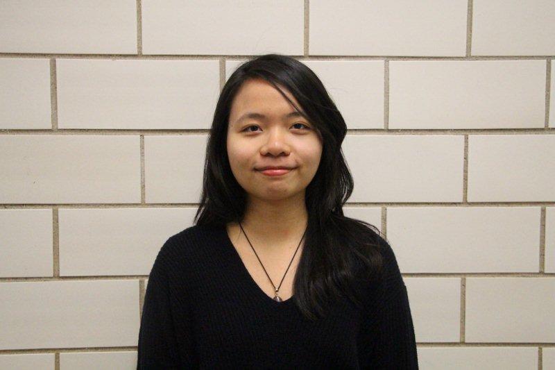 Xiaoying Mei - Upperclassman of the Month